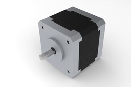 42HS03 - 2-phase NEMA 17 stepper motor 0,47Nm
