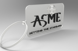 ASME Key Chain