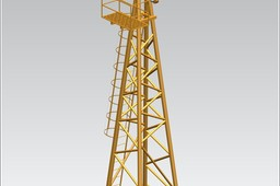 TOWER CRANE -Apex-