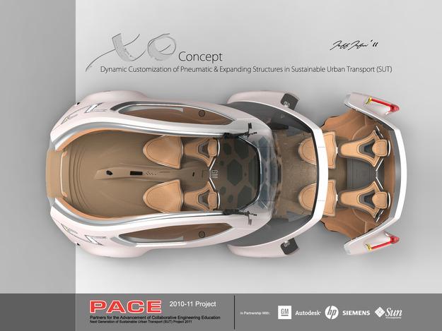 GM XO Concept