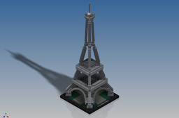 LEGO Architecture - The Eiffel Tower (21019)