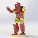 RoboSavvy Humanoid Design - MV-02