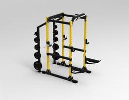 Gym recent models 3d cad model collection grabcad community