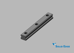THK SHS30 parametric Caged Ball LM Guide