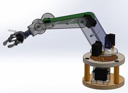 robot brazo
