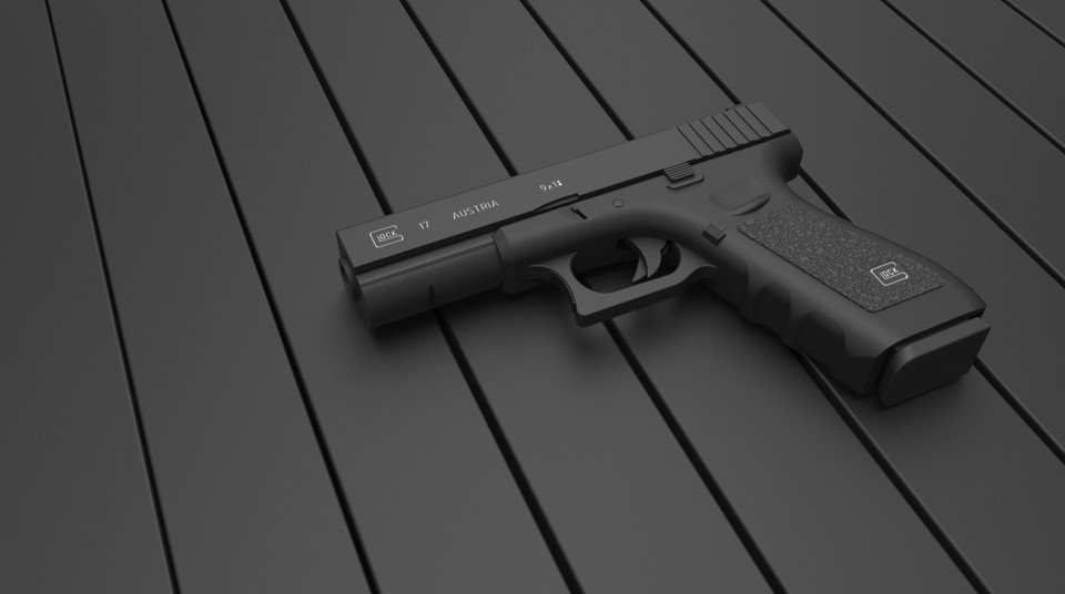 SOLIDWORKS, glock - Most downloaded models | 3D CAD Model Collection