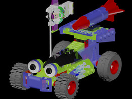 Lego Toy Story Buggy