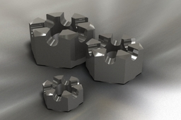 Castle Hex Nut - 22 Sizes