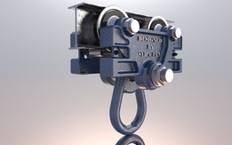 OVERHEAD S BEAM HOIST (AS PER REQUESTED)