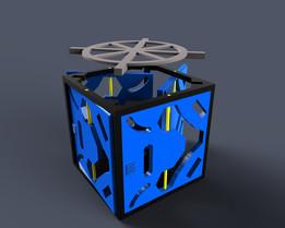 Turnable cubesat 2