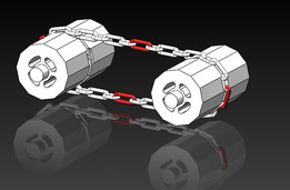 chain  and conveyor