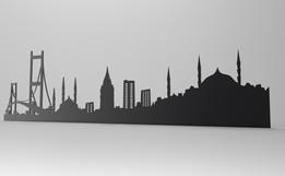 Istanbul's Siluet