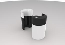 Yin Yang Shakers
