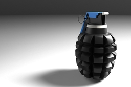3DPrintingEvent (Useful grenade)