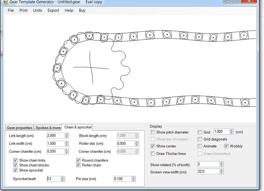 Gear template generator | 3D CAD Model Library | GrabCAD