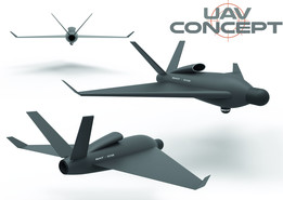 uav - Recent models | 3D CAD Model Collection | GrabCAD