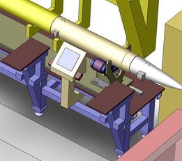 Rocket Joiner Machine - DPCMS (concept)