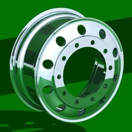 Aluminium Truck Wheel