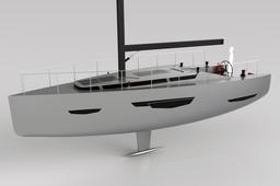 Sailing Yacht: Quantum of Joy