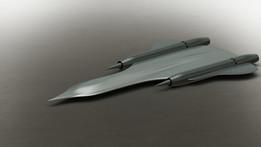 SR-73 Blackbird