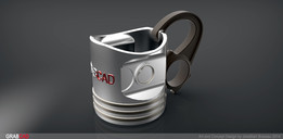Piston Cup Grab Cad version