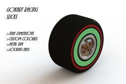 Gokart wheel ( Racing Slicks )