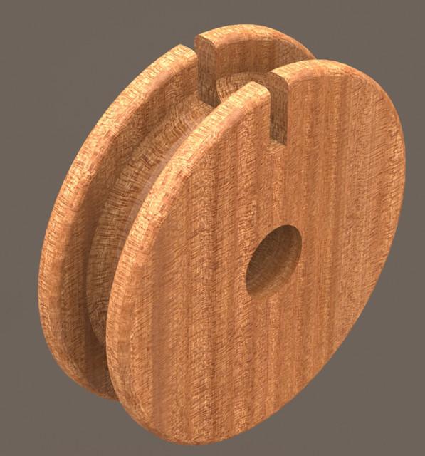 Headphone holder - earbud holder | 3D CAD Model Library