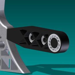 Custom Bow Stabilizer