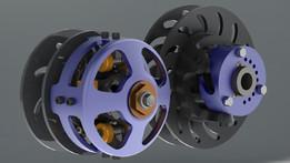 Gaged Engineering Custom CVT
