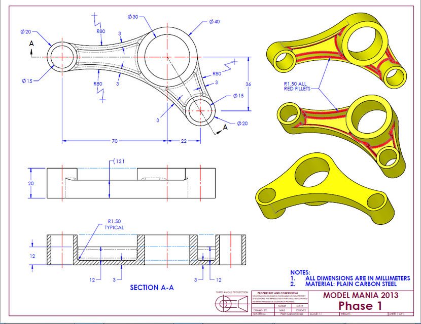 Solidworks Section View Dassault Systmes Presenta