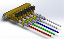 manifold solenoid-injector