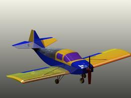 самолет guapo