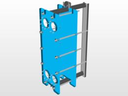 Bell and Gosset AP62 Heat Exchanger