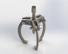 Extracteur de roulement