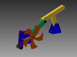 crank mechanism