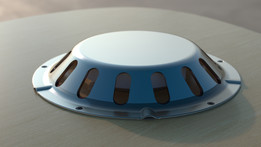 Saare Yachts Deck Vent prototype 1