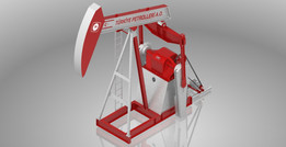 Oil Derrick Pump