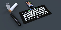 ikeyboard roll
