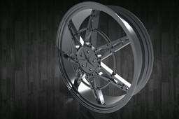 Custom Tire Rim