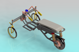 TRIKE-A vehicle for differently abled