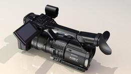 Sony HVR Z1U Hi-Def Camcorder