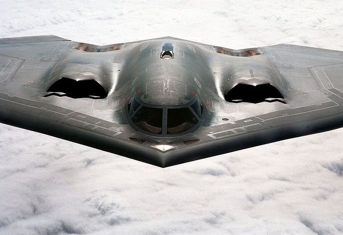 Super B2 Spirit Bomber
