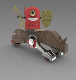 grabby gladiator