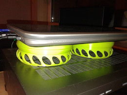 Notebook Cooling Pad 3D Print
