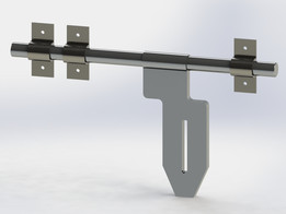 latch - Recent models | 3D CAD Model Collection | GrabCAD Community