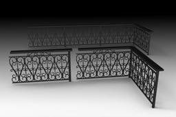 Italian Fence (modular)