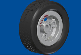 board tyre assembly