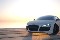Audi R8_Macbook Pro grey