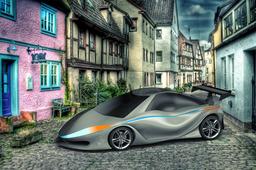 Light Line Car