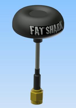 Fat Shark TX Mushroom Antenna